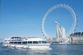 London Eye Standard & River Cruise (Same Day)