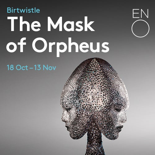 The Mask of Orpheus